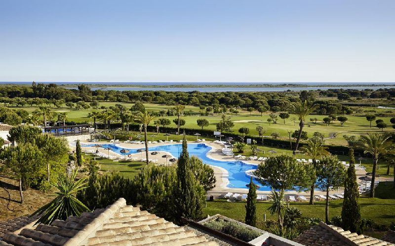precise resort el rompido golf hotel view