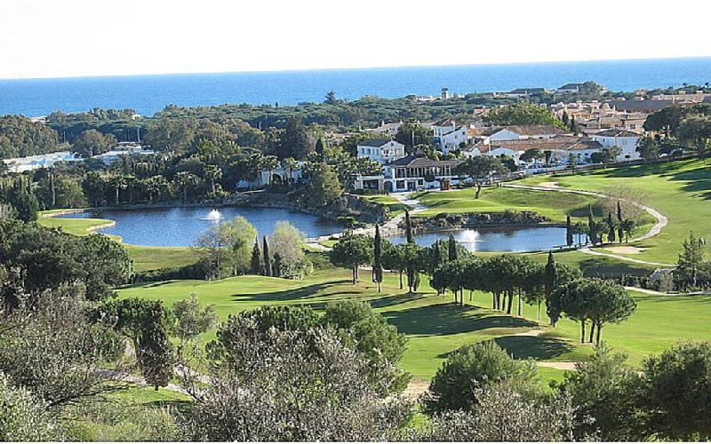 santa maria golf course view