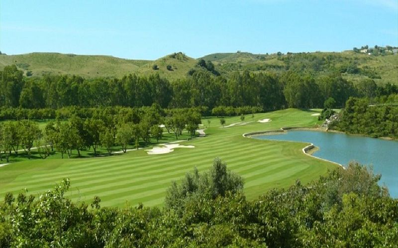 santana golf course fairway
