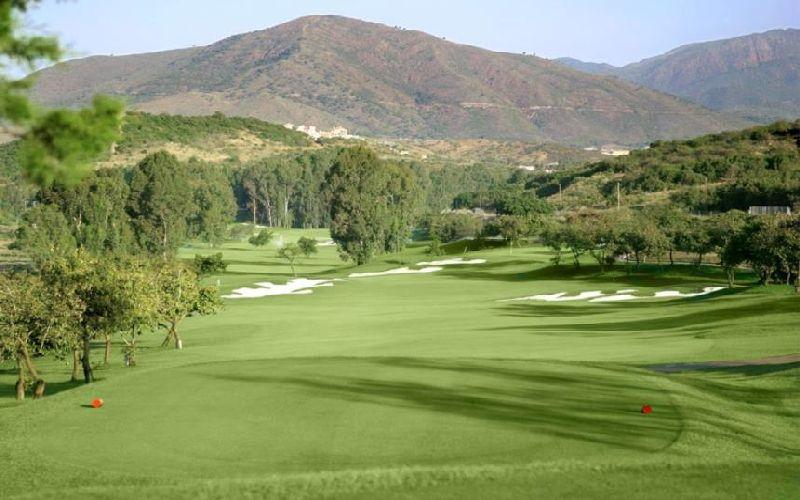 santana golf course tee