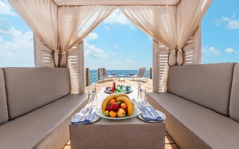 sirene belek hotel golf resort beach house food