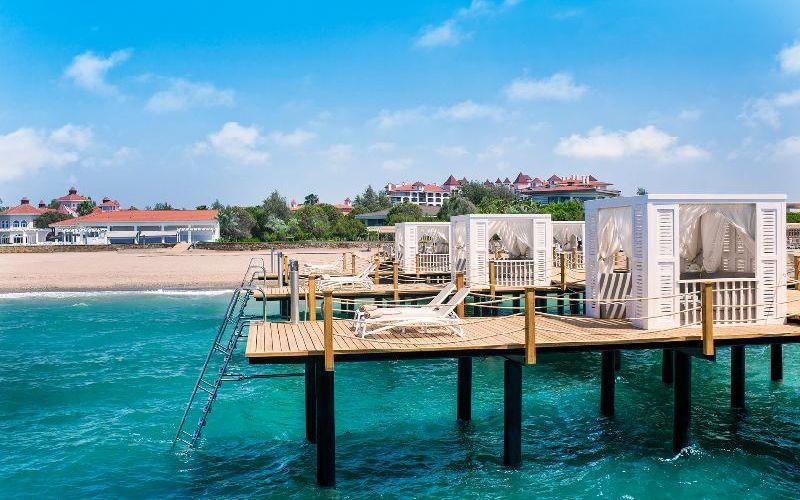 sirene belek hotel golf resort beach house