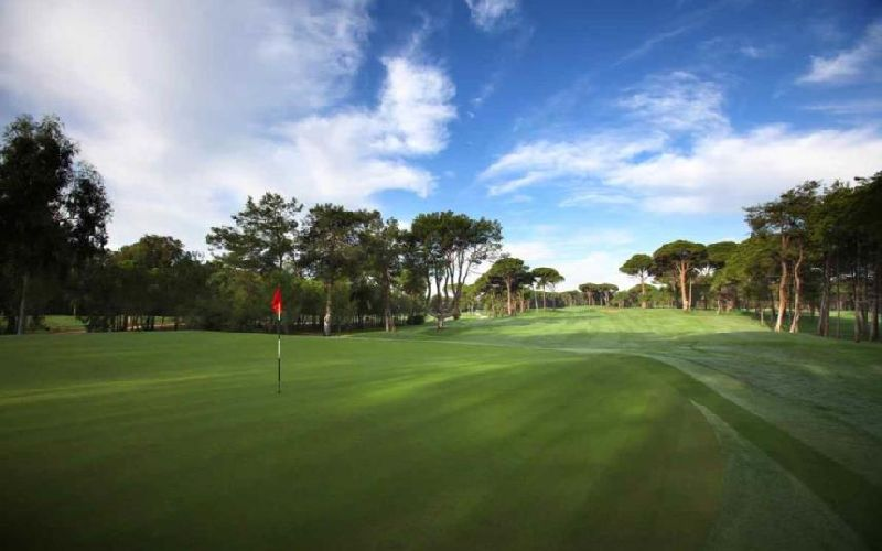sueno hotels golf belek courses green