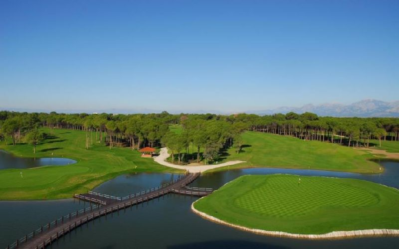 sueno hotels golf belek dunes course island green