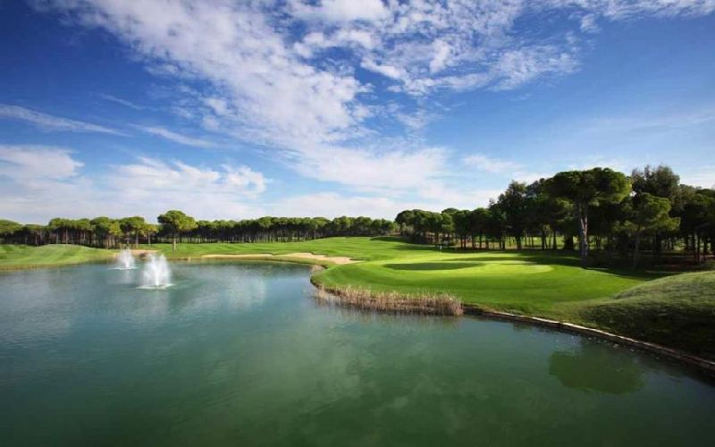 sueno hotels golf belek dunes course