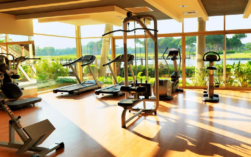 sueno hotels golf belek gym