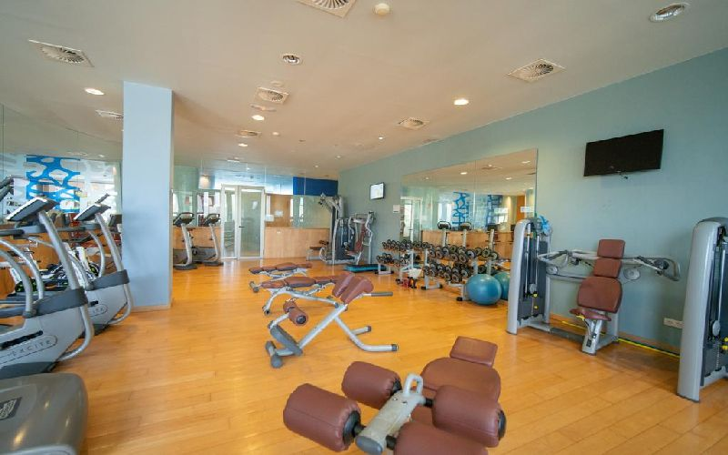 valle del este golf resort gym