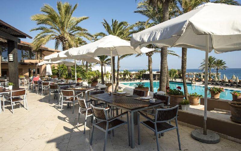 Guadalmina golf resort pool tables