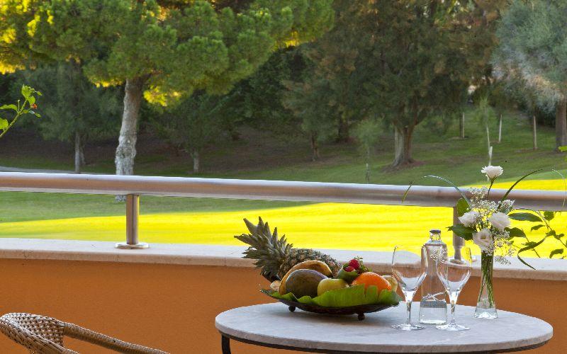 rio real golf hotel balcony