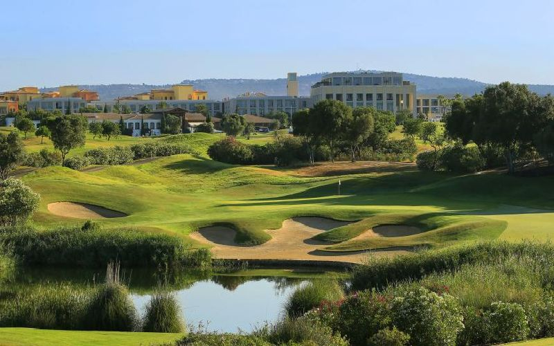 victoria golf course vilamoura portugal