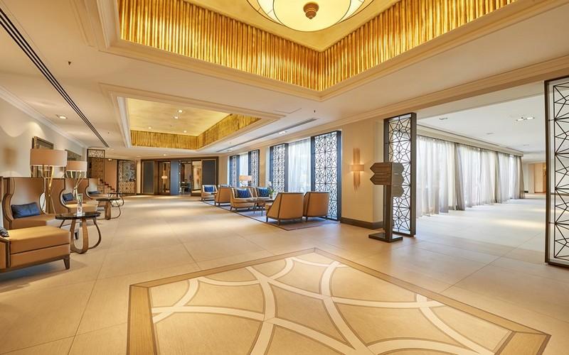 dona filipa hotel reception