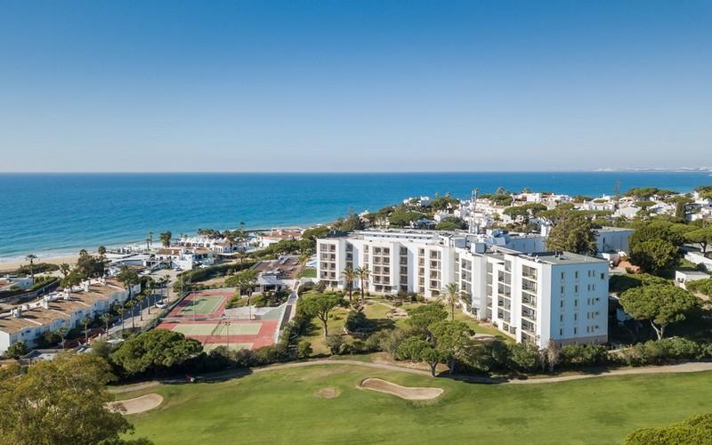 dona filipa hotel view