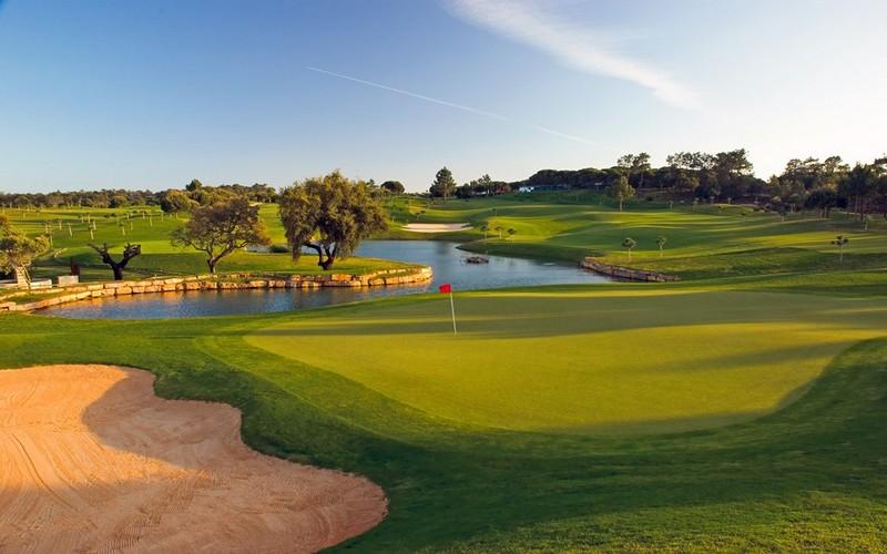 pinheiros altos golf course green