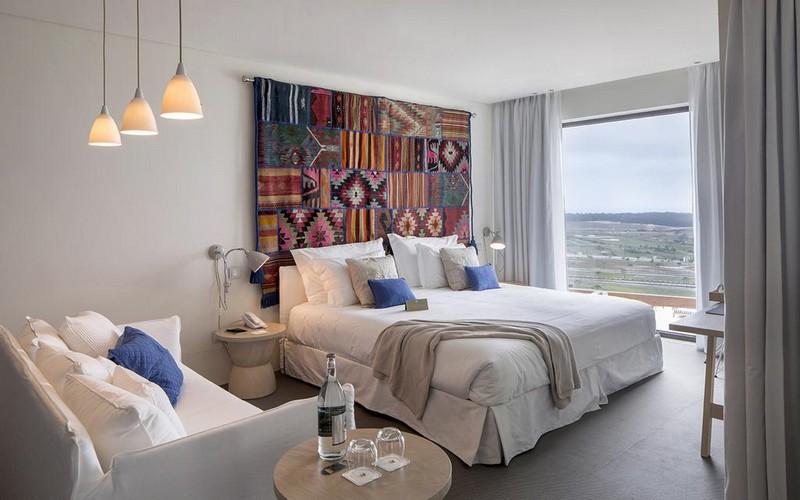 Evolutee Hotel Royal Obidos bedroom