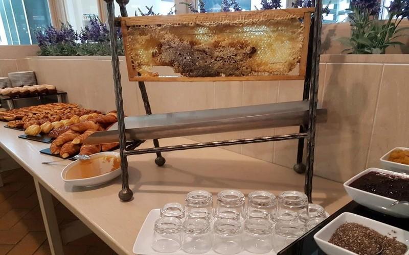 Evolutee Hotel Royal Obidos breakfast