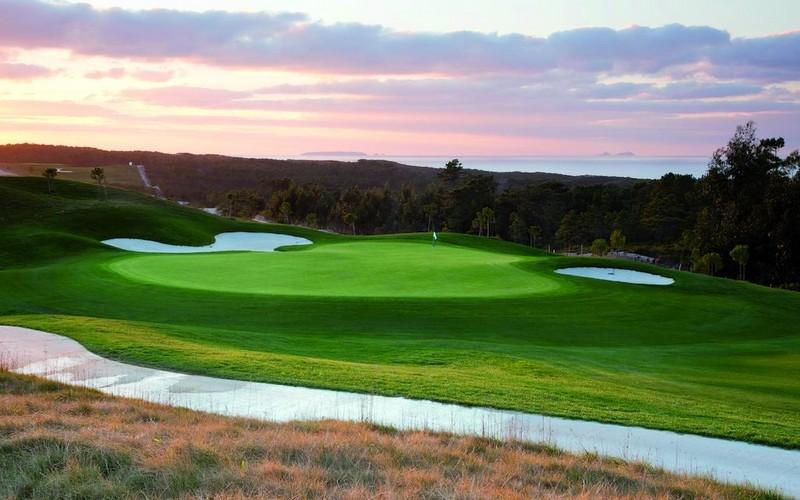 Evolutee Hotel Royal Obidos golf course green