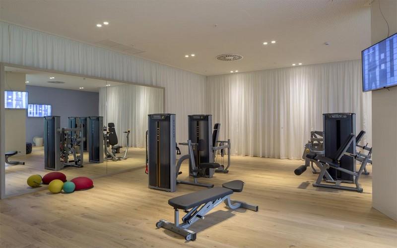 Evolutee Hotel Royal Obidos gym