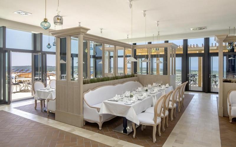Evolutee Hotel Royal Obidos restaurant