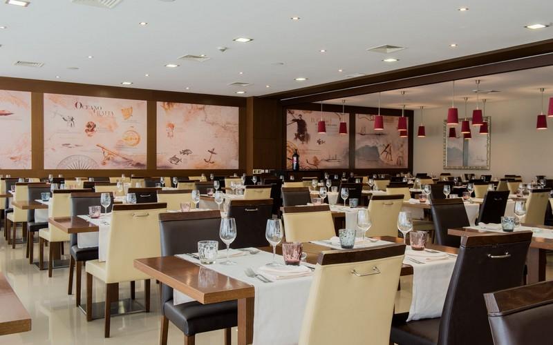 Vila Gale Cascais golf holidays restaurant 2