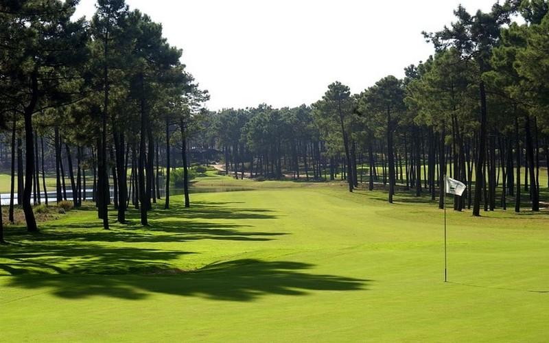aroeira II golf course green