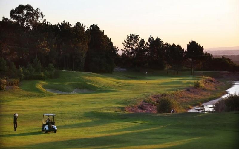 bom sucesso golf course river
