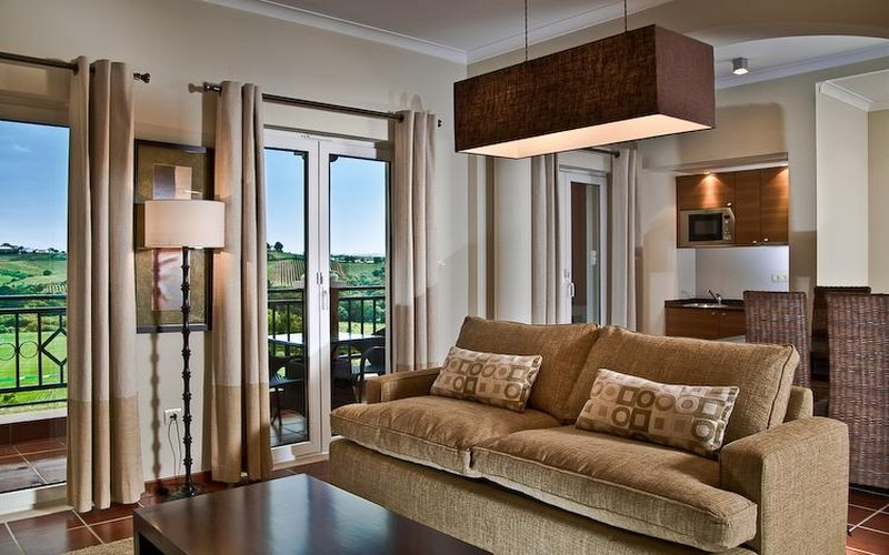 camporeal golf resort apartments living room