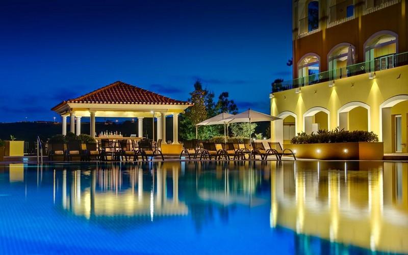 camporeal golf resort pool terrace