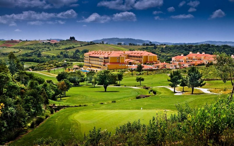 camporeal golf resort view