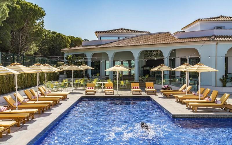 magnolia hotel golf holidays pool