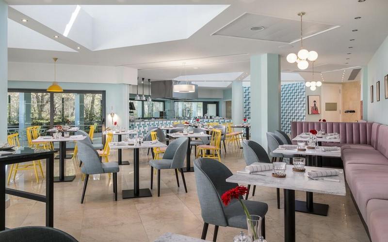 magnolia hotel golf holidays restaurant