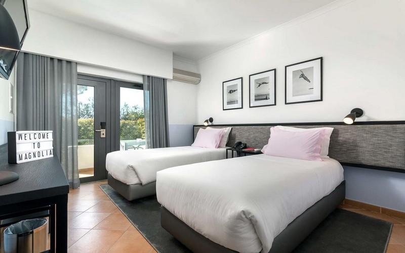 magnolia hotel golf holidays twin room