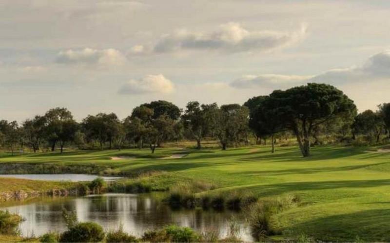 ribagolfe I golf course