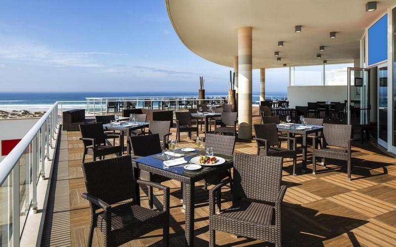 village praia d'el rey golf resort terrace view