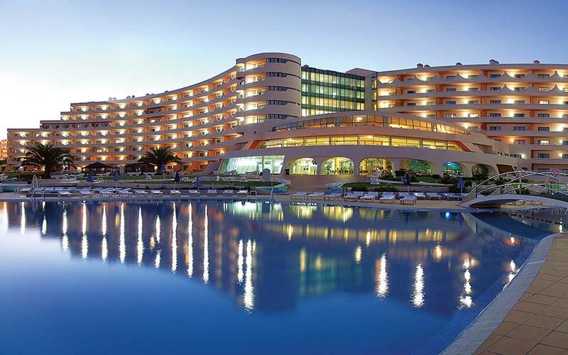 paraiso de albufeira hotel exterior