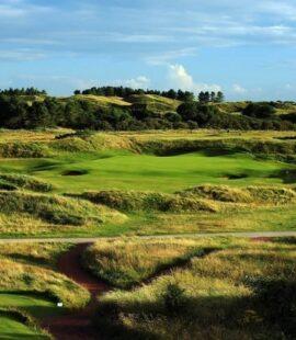 royal birkdale golf course par 3