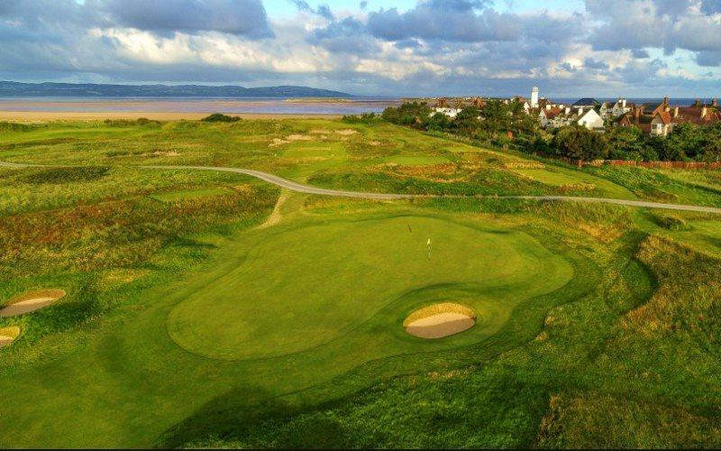 royal liverpool golf course rough