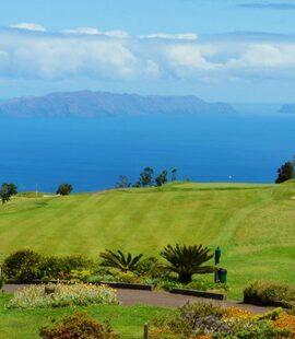 santo de serra golf course portugal
