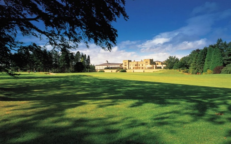 hunting & priestman golf courses castle