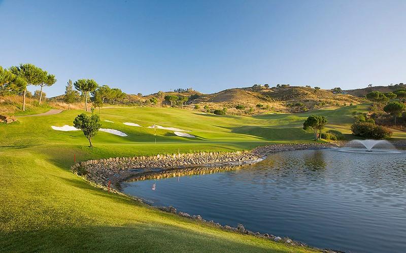la cala golf course lake