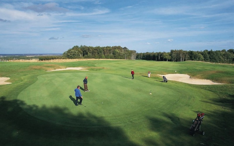 linden hall golf course green