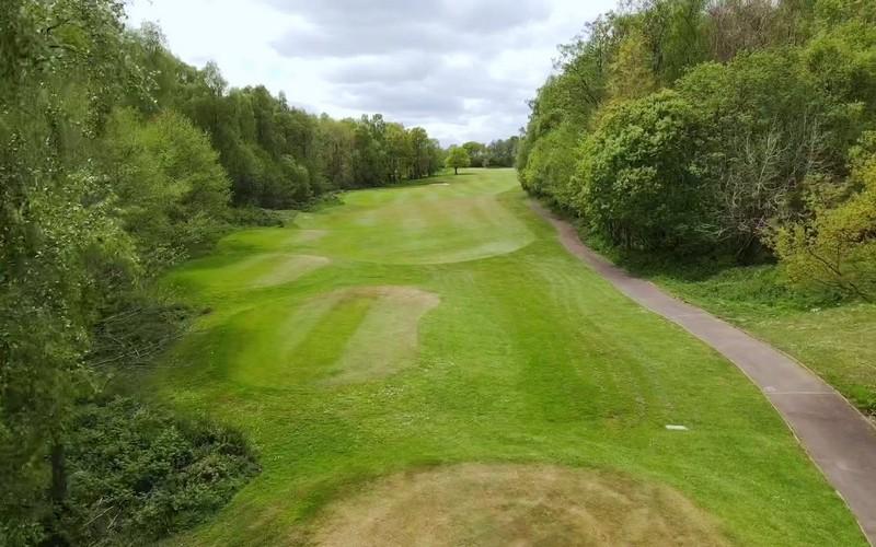 linden hall golf course tee