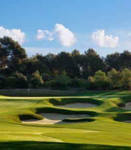real club de golf el prat bunkers