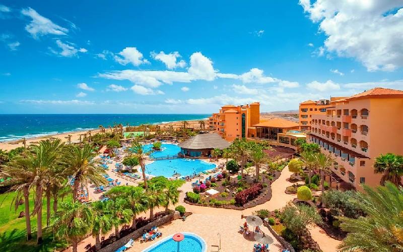 elba sara hotel view