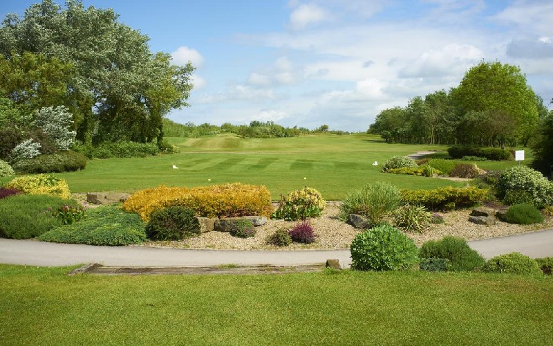 herons reach golf course tee