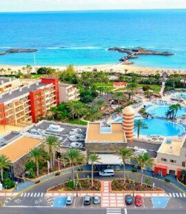 elba carlota hotel view