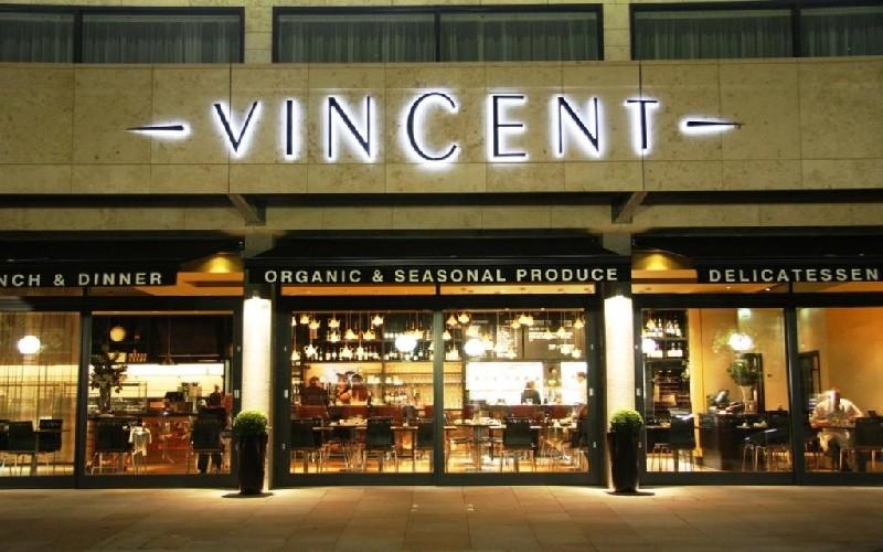 vincent entrance