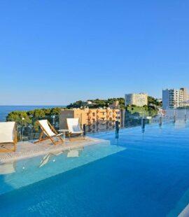calvia beach hotel pool 2